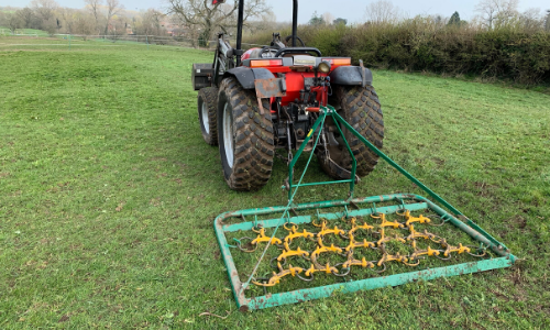 Paddock Maintenance Cheshire