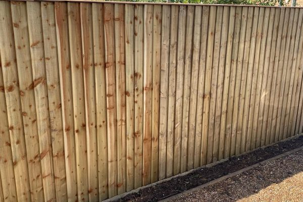 Fencing Services Cheshire