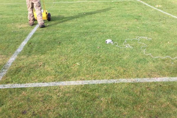 Pitch Markings Maintenance Knutsford