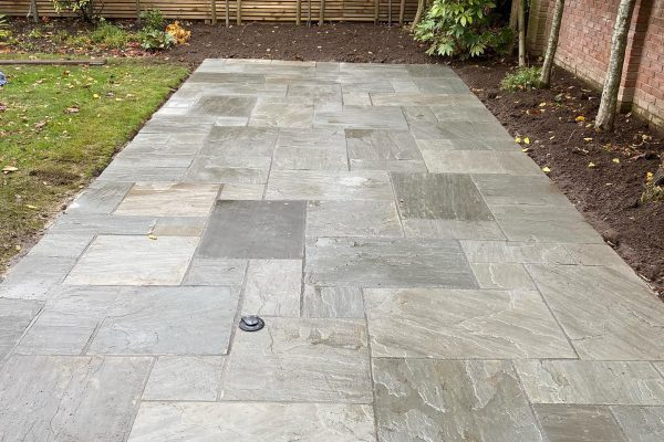 Paving in Knutsford