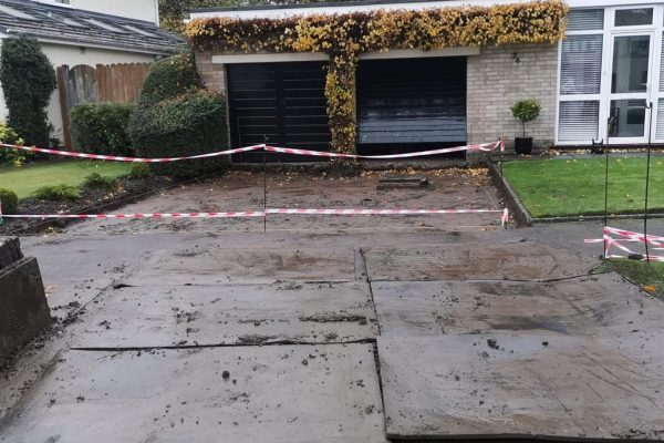 Driveway Installers in Knutsford