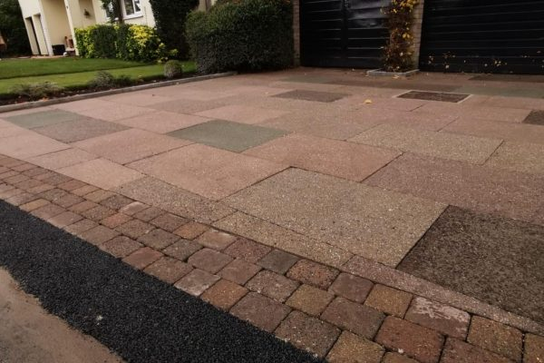 Driveways in Knutsford