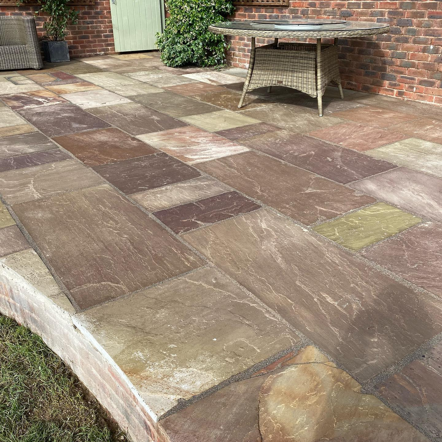 Paving Services Knutsford
