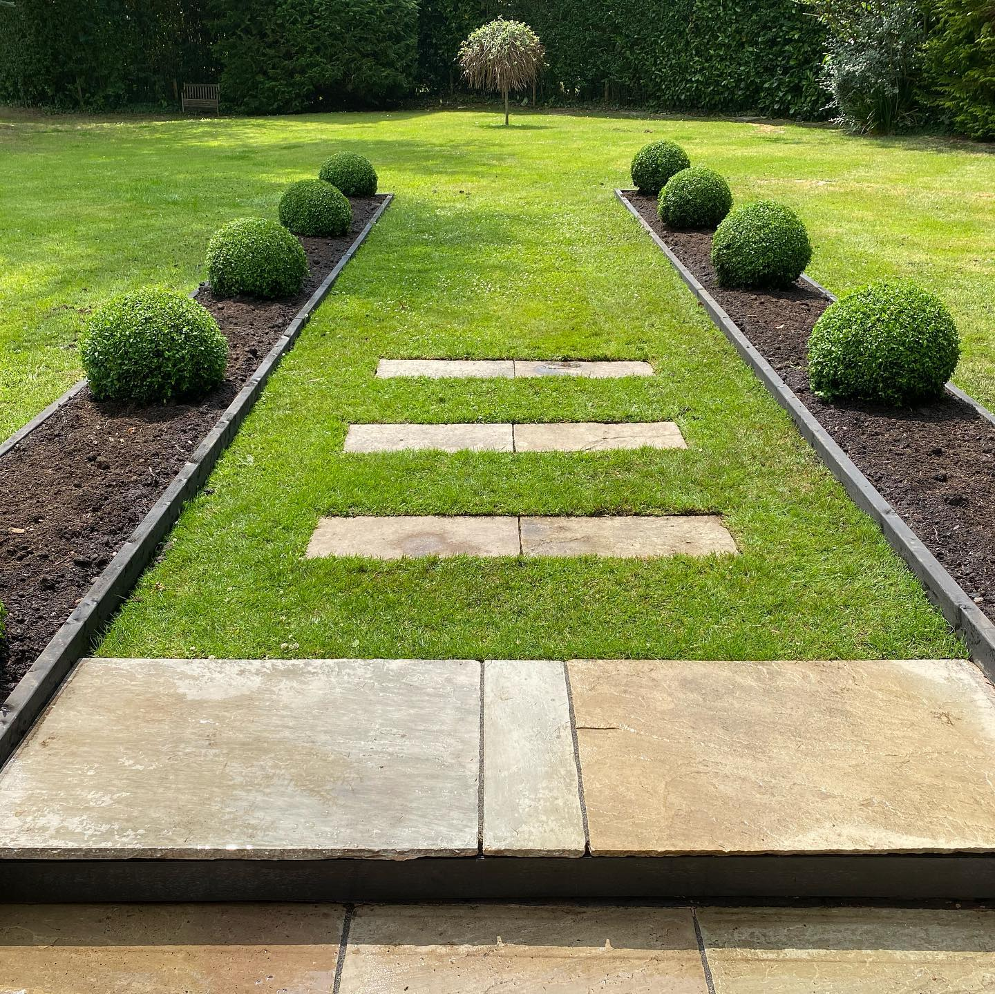 Garden Design in Cheshire