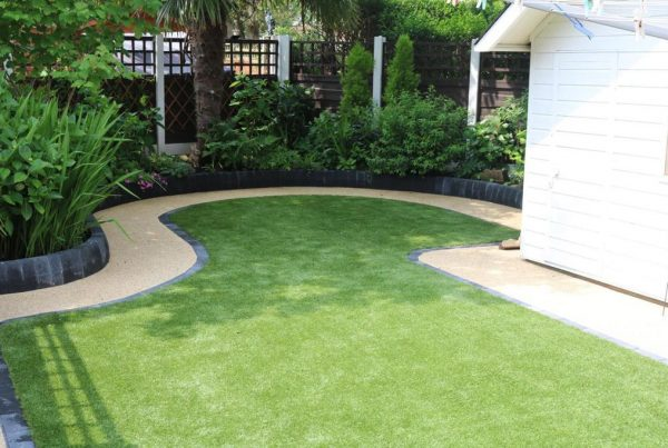 Resin Driveways in Cheshire