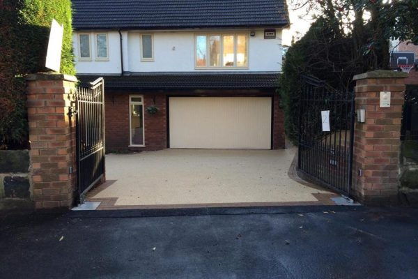 Resin Driveways in Knutsford