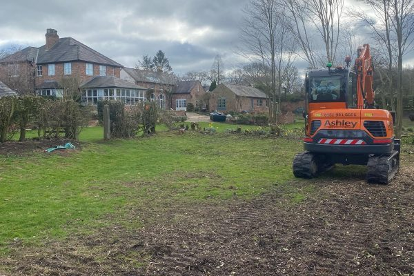 Landscape Design in Cheshire