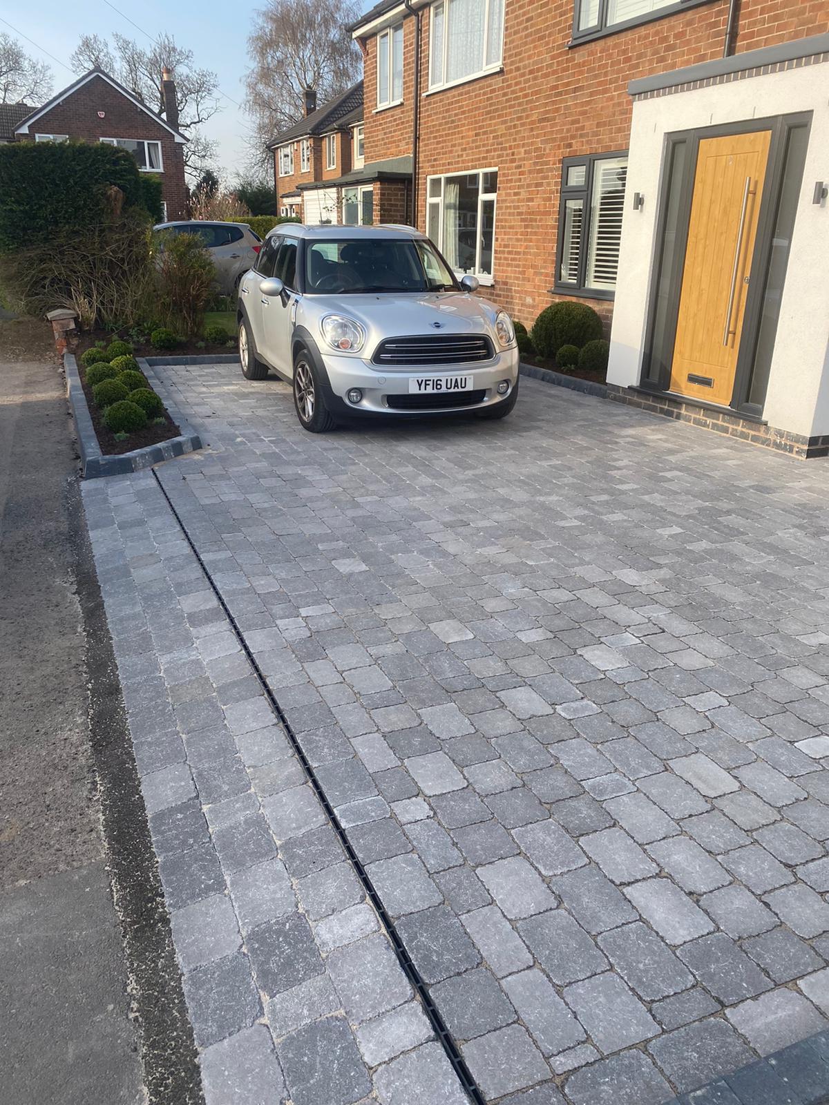 Block Driveway Knutsford