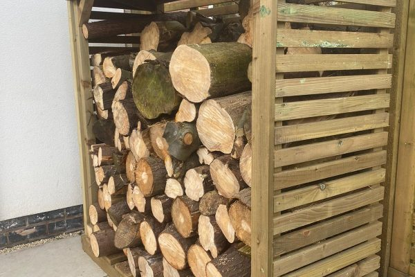 Log Store in Knutsford