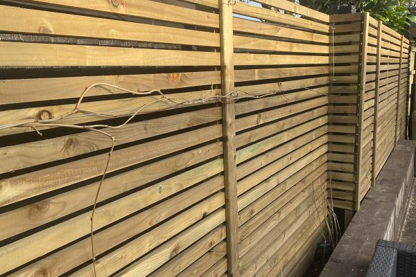 Fencing in Knutsford