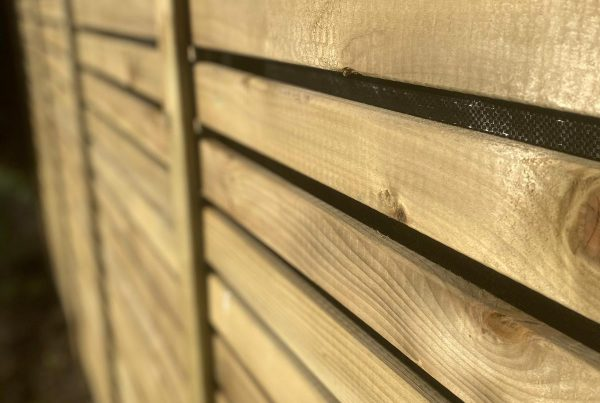 Commercial Fencing in Knutsford