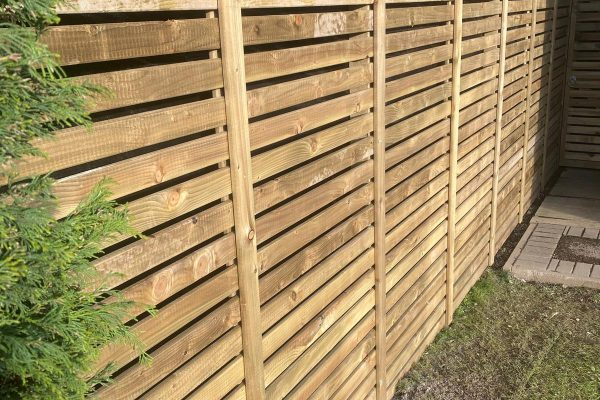 Residential Fencing in Knutsford